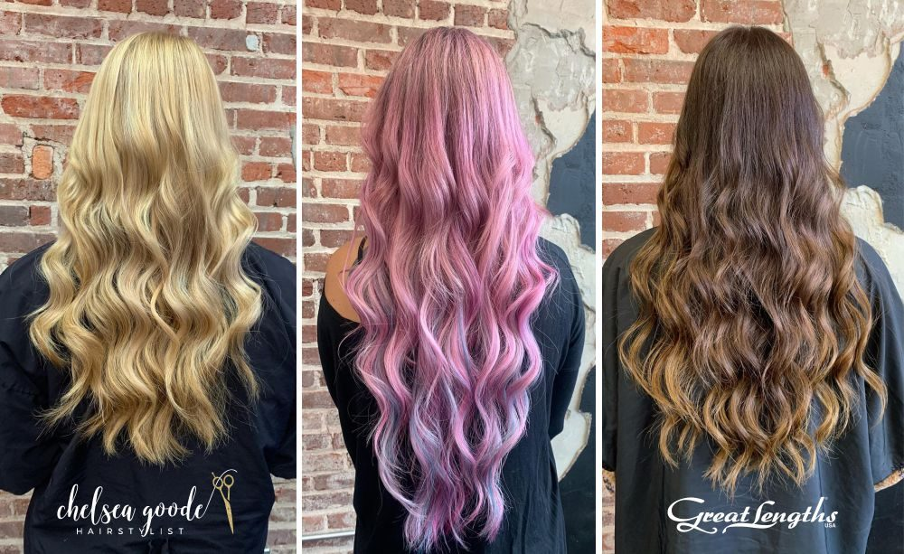 Asheville Source For Hair Extensions Fill Out Survey